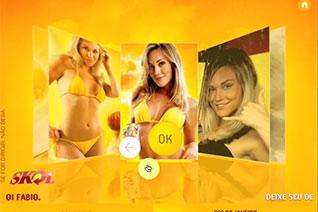Skol: Garota do Tempo (2009)